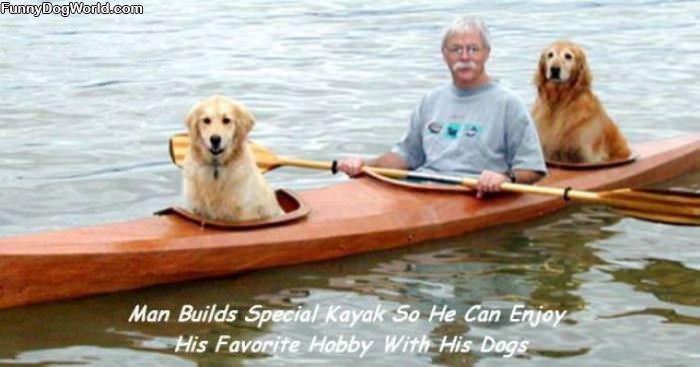 A Special Kayak