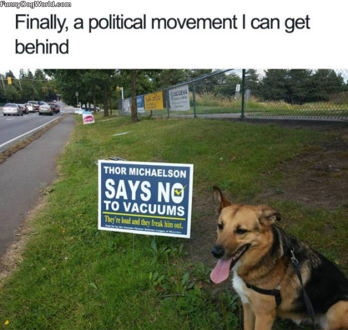 Cutest Political Movement