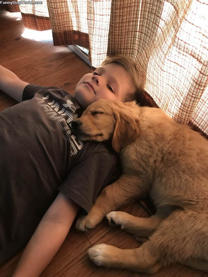 Sleeping With My Buddy
