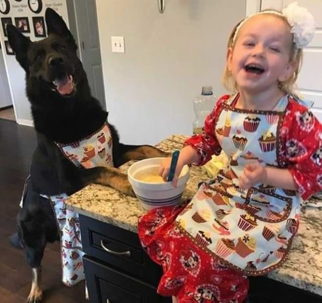 We Are Cooking Together