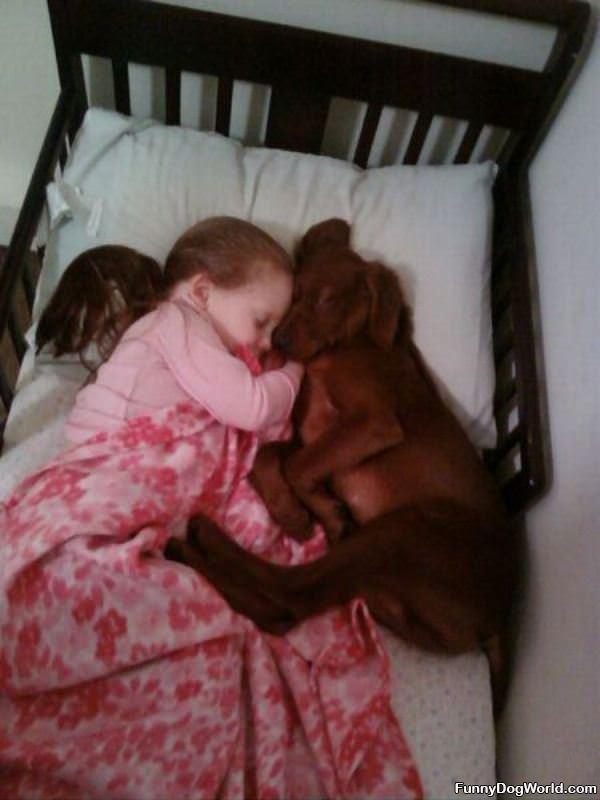 Cuddling With My Best Friend