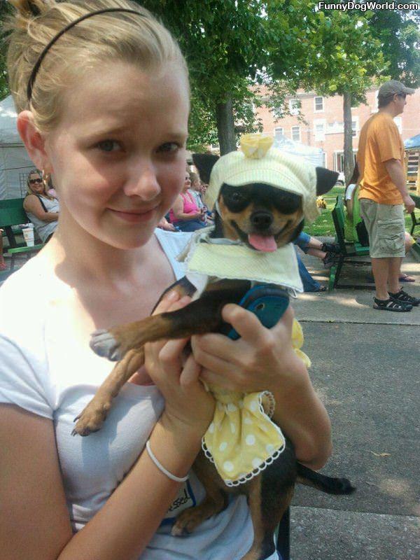 Cute Yellow Hat
